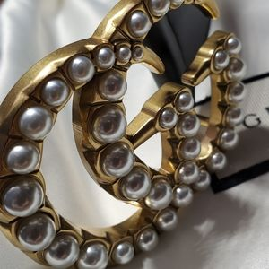 Luxury Pearl GG Gucci Belt 💋